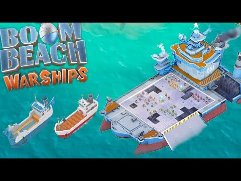 NEW Update Incoming! Boom Beach Warships! (Review)