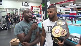 Badou Jack on vacating WBA belt, wanting to fight Adonis Stevenson