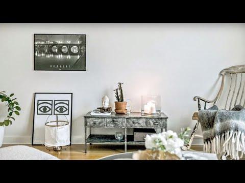 Chic Scandinavian Design, Interior Design 🍍