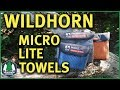 Wildhorn Outfitters Microlite Towels Review