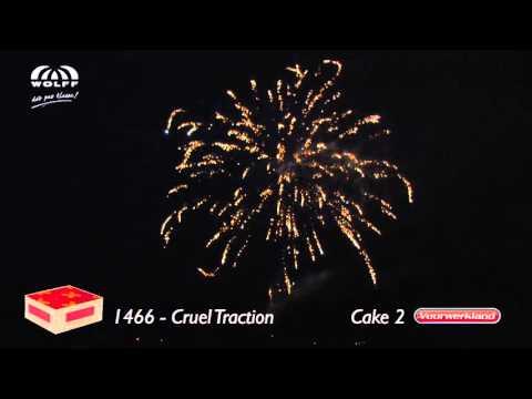 1466 Cruel Traction - Beste Cakebox van NL 2014 en 2015!