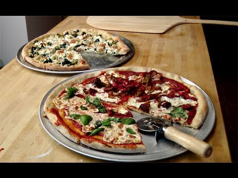 How to make Homemade Pizza From Scratch