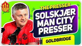 Solskjaer Press Conference Reaction! Manchester United vs Man City