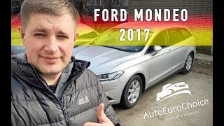 Ford Mondeo 2017 в супер комплектации на LED / Titanium / Авто c Европы / Пригон авто с Германии