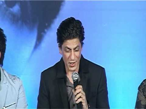 Shahrukh Khan Launches 'The Dialogue of Devdas'