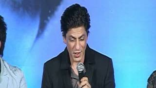 Shahrukh Khan Launches 'The Dialogue of Devdas'