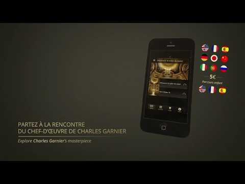 Visite du Palais Garnier - Audioguide