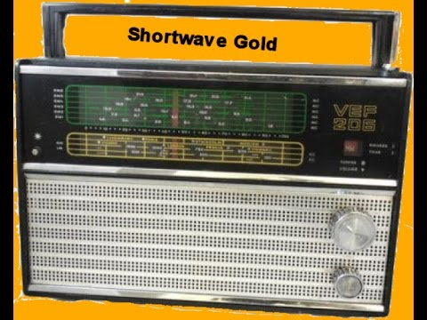 Shortwave gold Part 1. Recordings from the 1980s