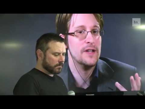 Edward Snowden Discusses Donald Trump's Wiretap Allegations