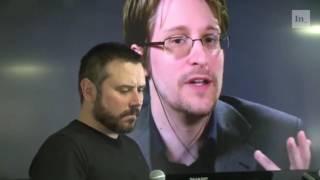 Edward Snowden Discusses Donald Trump's Wiretap Allegations