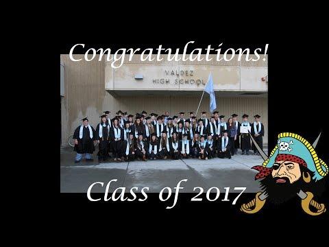 Valdez High School Graduation Live Stream