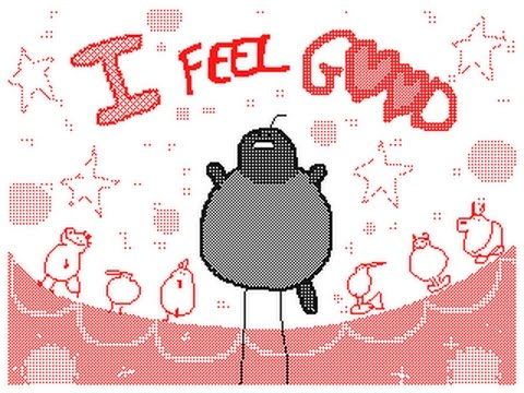 I Feel Good Animation Free Madly In Love Ecards