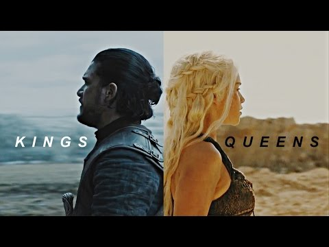 Jon Snow & Daenerys Targaryen | Kings and Queens of Promise