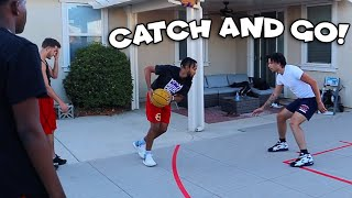 MY WORST GAME YET! The Catch & Go Scoring Challenge..*NEW GAME ALERT*