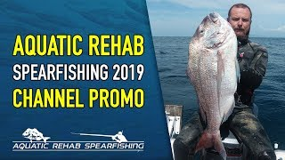 SPEARFISHING - Channel Promo 2019 - Auckland New Zealand