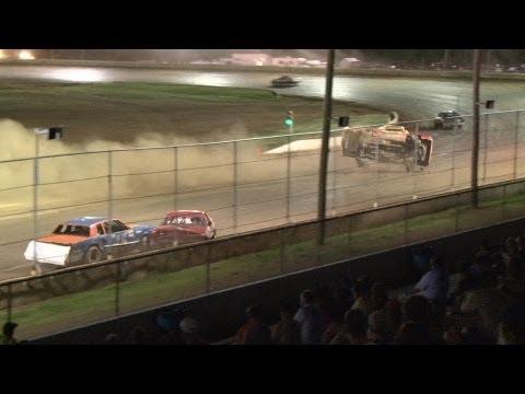 Outlaw Stocks - 5/27/2012 - Bridgeport Speedway