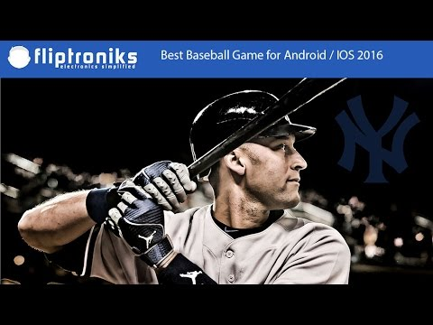 Best Baseball Game For Android / IOS 2016 - Fliptroniks.com