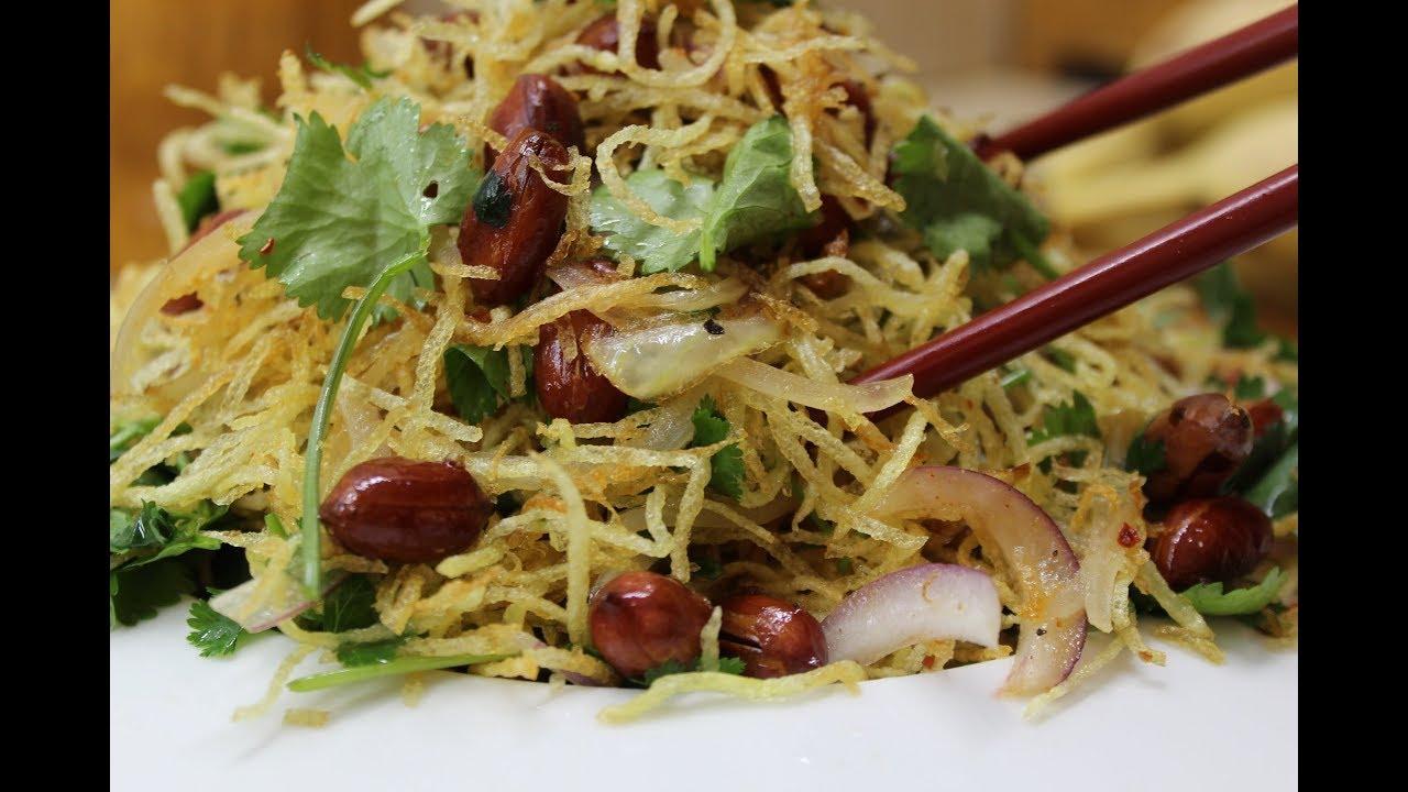 Салат из картофеля пай рецепт 7