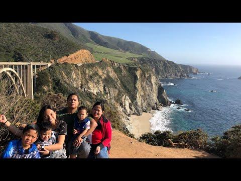 The BIXBY BRIDGE at Big Sur California
