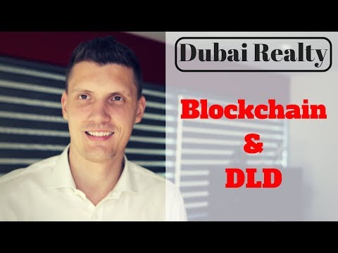 Blockchain and Dubai Land Department