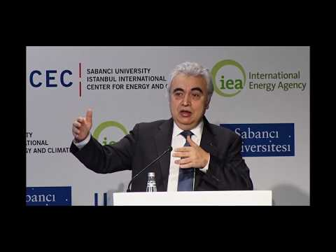 World Energy Outlook 2017 Turkey Presentation_Dr. Fatih Birol