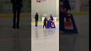 Ice skating 2018