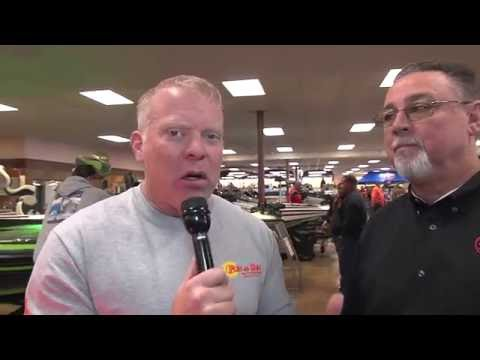 Fun-N-Sun Factory direct boat and tackle show 2016