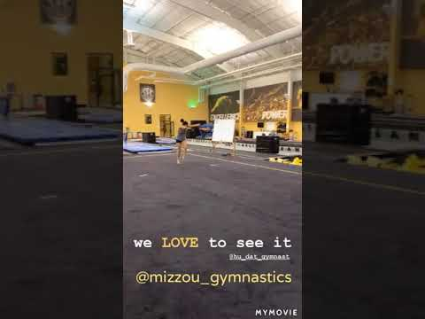 Missouri Gymnastics