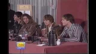 Take That Split Up - GMTV News Report 1996