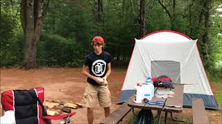 Black River Falls Camping Trip - Wisconsin