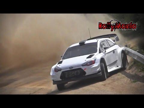 Test Dani Sordo Hyundai i20 WRC Bai o 2017 HD