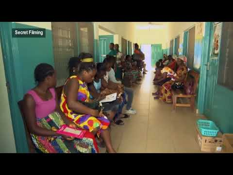 ROT IN HEALTH FACILITIES... as workers rob pregnant women