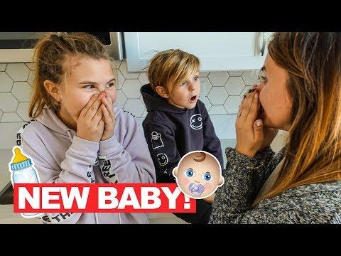 SURPRISE BA ADOPTION ANNOUNCEMENT ON BIRTHDAY!! Emotional  Slyfox Family