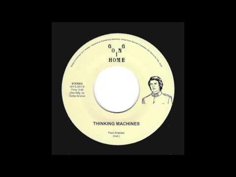 Paul Atreides - Thinking Machines (Inst.)