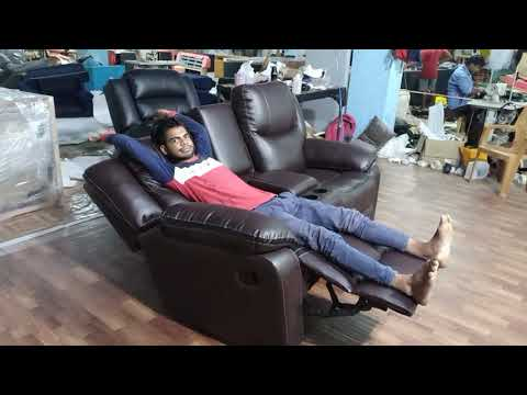 recliner sofa with