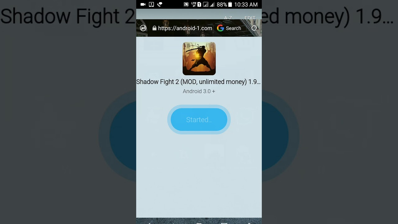 shadow fight 2 mod apk download for android 1