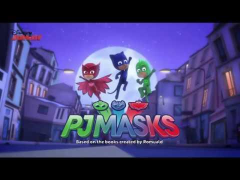 PJ Masks - theme song (Swedish)