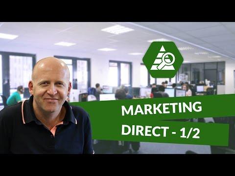 Marketing direct 1/2 - Marketing - digiSchool