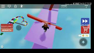 Parkour in Crazy roblox wa REALLY hard DAH!!
