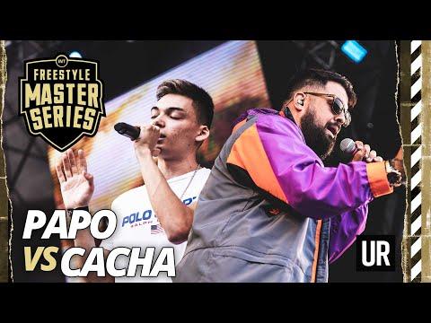 PAPO VS CACHA