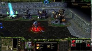 видео ТАКТИКА ИГРЫ И СОВЕТЫ МАСТЕРОВ - Warcraft III: DotA (Defence of the Ancients) 6.48b Пятеро смелых - 9 Ноября 2010 - Прохождение игр