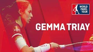 Gemma Triay Best Skills - World Padel Tour