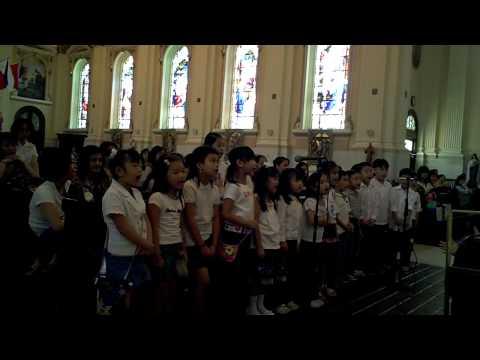 Sunday School Choir - Tuhan Kasihanilah - Kami Memuji