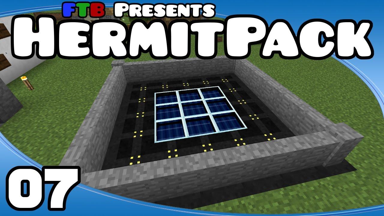 Hermitpack Ep 7 Environmental Tech Solar Power Youtube