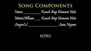 Kash hamare hota sad karoake and lyrics