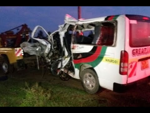 Details of the Great Rift shuttle accident near Salgaa