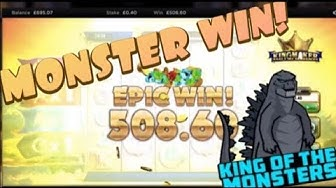 KINGMAKER MONSTER WIN & FULL GAME PLAY