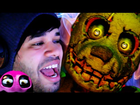 Five Nights At Freddy's 3 Troll Game! | Released By FNAF Creator On GameJolt