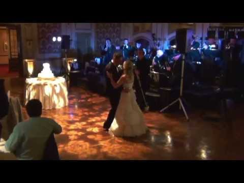 Cincinnati Wedding Reception Band - First Dance - You Are The Best Thing - Jack Garrett