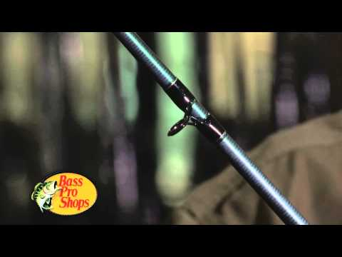 Bass Pro Shops XPS Extreme Spinning And Trigger Rods